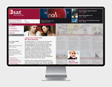 3SAT – redesign <br /> Webdesign