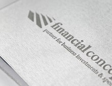 FINANCIAL CONCEPT <br>Corporate Design