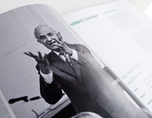 HANIEL – Geschäftsbericht<br /> Editorial Design