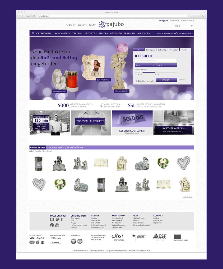 pajubo-website-trauer-gedenken-berlin-grab-screendesign-cms-wordpress-shop-web-tod