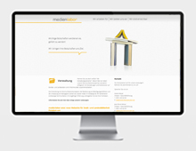 WEBDESIGN 2010-13 <br>Screen Design