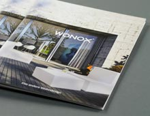 WONOX – Das andere Wohndesign <br> Corporate Design