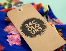 24COLOURS – Fashion<br /> Corporate Design