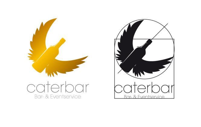 caterbar-flyer-logo-illustration-signet