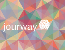 JOURWAY – Mobiler Reiseführer <br> Corporate Design