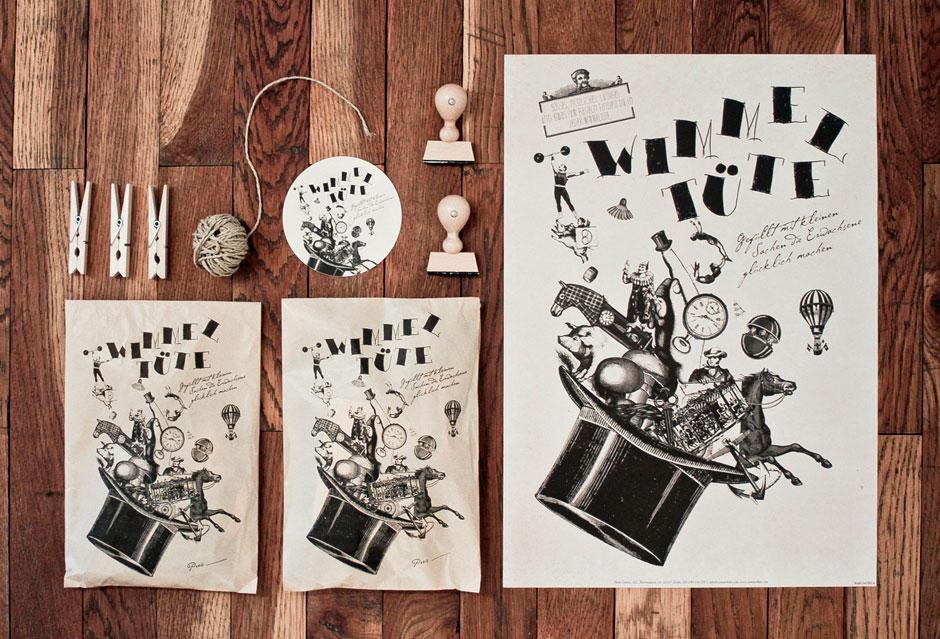 wimmeltüte-berlin-wundertüte-packaging-verpackung-illustration-design