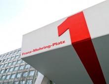 FRANZ-MEHRING-PLATZ 1  <br>Informations- & Personenleitsystem