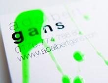 VISITENKARTENGESTALTUNG<br> Grafik Design