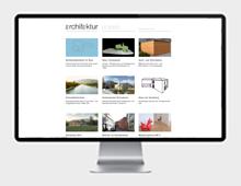 ARCHIFAKTUR – Architekturbüro<br> Corporate Design