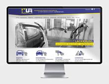 LACKREPAIRS<br> Webdesign