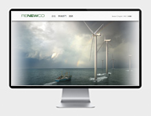 ReNEWCo – Renewable Energy<br> Webesign