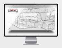 SCHOTT- Beleuchtung<br> Screen Design