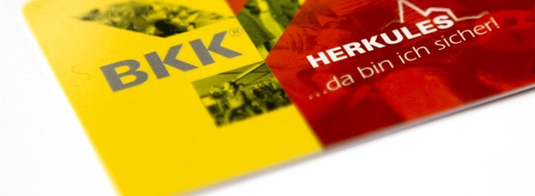 BKK Herkules Karte