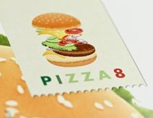 PIZZA8 – Lieferservice <br> Corporate Design