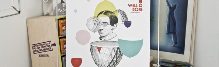 WELLDONE! September Plakat